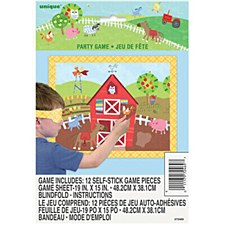 Farm Party Game