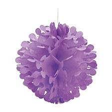 """12"""" Flutter Ball- Lavender"""