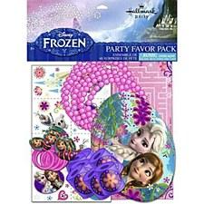 Frozen Party Favor Pack