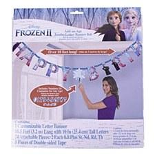 Frozen Banner Kit