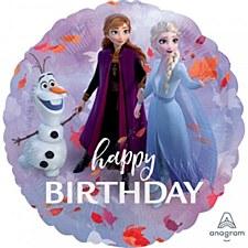 "18"" Frozen Happy Birthday"
