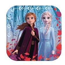 """Frozen 2 9""""Plates"""