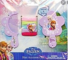 Frozen Hair Accessory Set