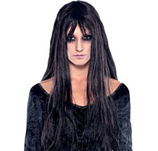 Ghoulish Witch Wig-1pc