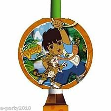 BLOWOUT GO DIEGO GO PARTY