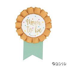 Mom To Be Badge