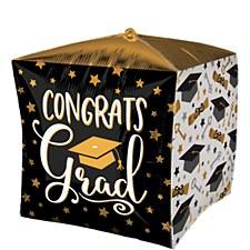 15' Congrats Grad Cubez