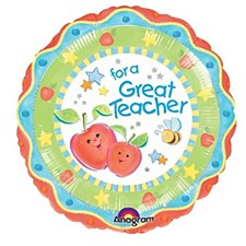 "18""For A Great Teacher"