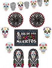 Dia De Los Muertos Room Decoration Kit