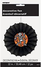 Skeleton Fan Decor Unique 63477