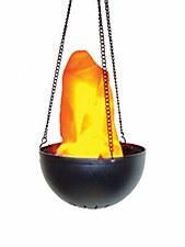 hanging flame light