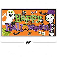 Happy Hallween Banner