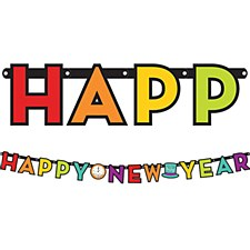 4ct New Year Banner Amascan 120293