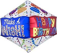 "17""Make A Wish Anglez"