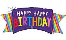 """46""""Happy Happy Birthday"""
