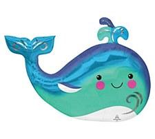 """34"""" Whale"""