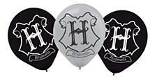Harry Potter 6 Latex Balloons