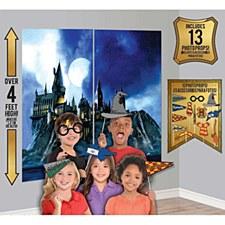 Harry Potter Scene Setter With Props