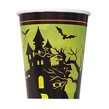 Haunted House Cups
