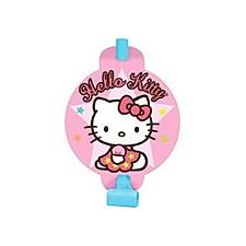 Hello Kitty Balloon Dreams Blowouts