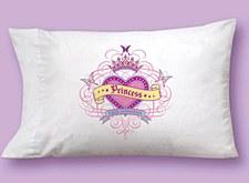 Her Highness Autograph Pillowcase