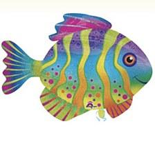 "33""Colorful Fish"