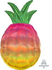"31""Iridescent Pineapple"