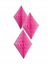 Hot Pink Tissue Diamond