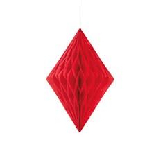 Ruby Red Tissue Diamond