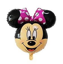 Minnie Mylar Decorative Balloon