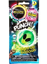 Illooms Light Up Balloon Punch Unique 55178