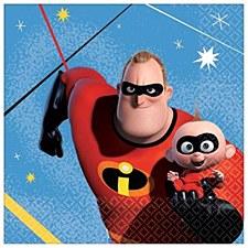 Incredibles 2 Bev. Napkins