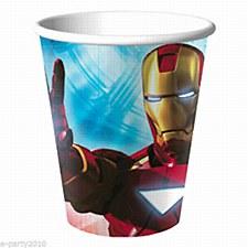 Iron Man 2 Cups
