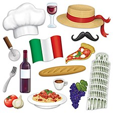 Italian Photo Fun Signs