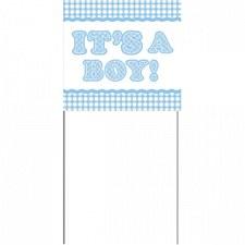 Yard Sign: It's a Boy
