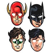 Justice League Masks