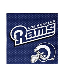 Los Angeles Rams Lunch Napkin-16ct