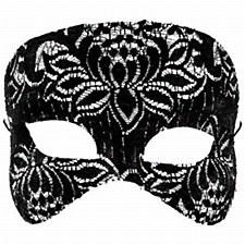 Black Lace Masks(Final Sale)
