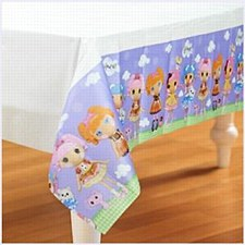 LaLaLoopsy Paper Table Cover