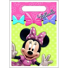 Minnie Mouse 8ct favor bags