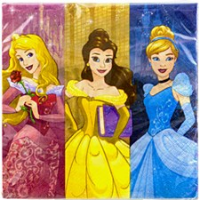 Princess Dream Big Luncheon Napkins