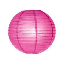 Hot Pink 10in Lantern
