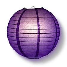 Pretty Purple 10in Lantern