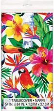 Palm Tropical Luau Tablecover
