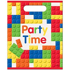 Blocks Party Time Loot Bag