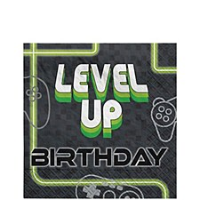 Level Up Lunch Napkins