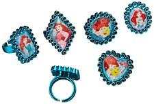 Mermaid Jewel Rings