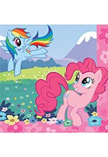 My Little Pony Friendship Beverage Napkins 16ct