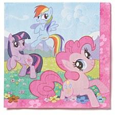 My Little Pony Friendship Luncheon Napkins