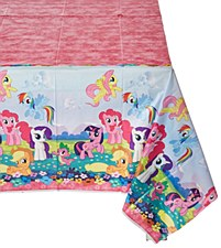 My Little Pony Friendship Paper Table Cover